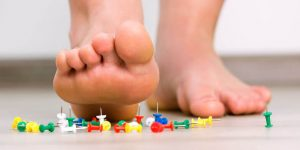 Plantar Fasciitis is very painful